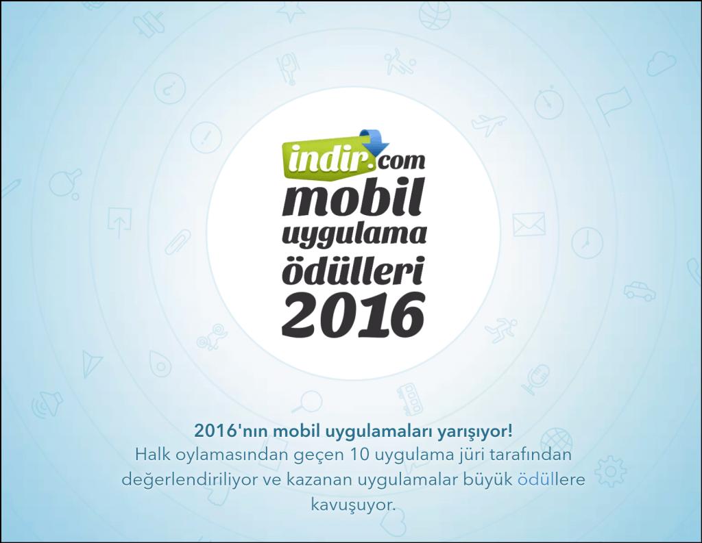 İndir.com Mobil Yarışma 2016