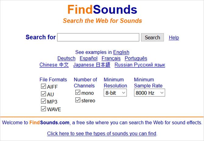FindSound